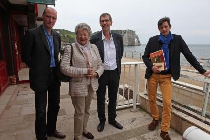 Florence Leblanc,Pierre Deschodt,Benoît Abtey,Hervé Lechat
