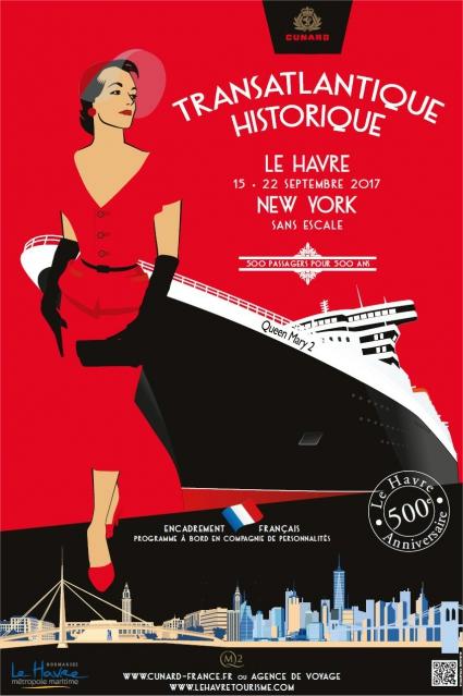 Cunard, La Provence