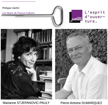 Marianne Stjepanovic,PIerre-Antoine Dumarquez