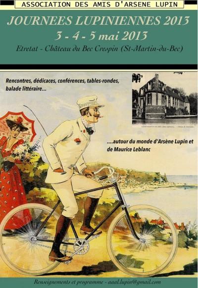 AAAL,L'Oeuvre de mort,Lupin,Leblanc
