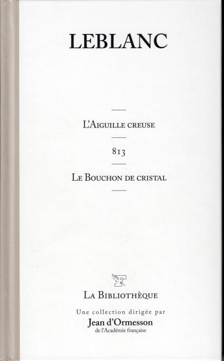 Bibliothèque Idéale, Jean d'Ormesson