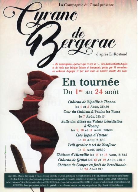 Cyrano de Bergerac,Compagnie du Graal,Clos Lupin