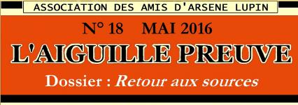 Aiguille Preuve, Journées Lupiniennes